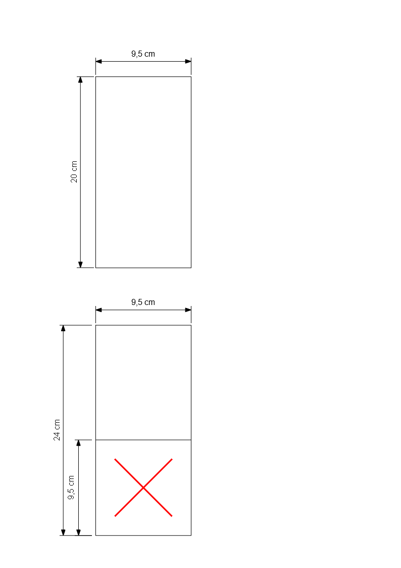 Krabice- rozměry